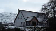 Stunning modern spacious 3 bedroom cottage in heart of the highlands - Loch Ness