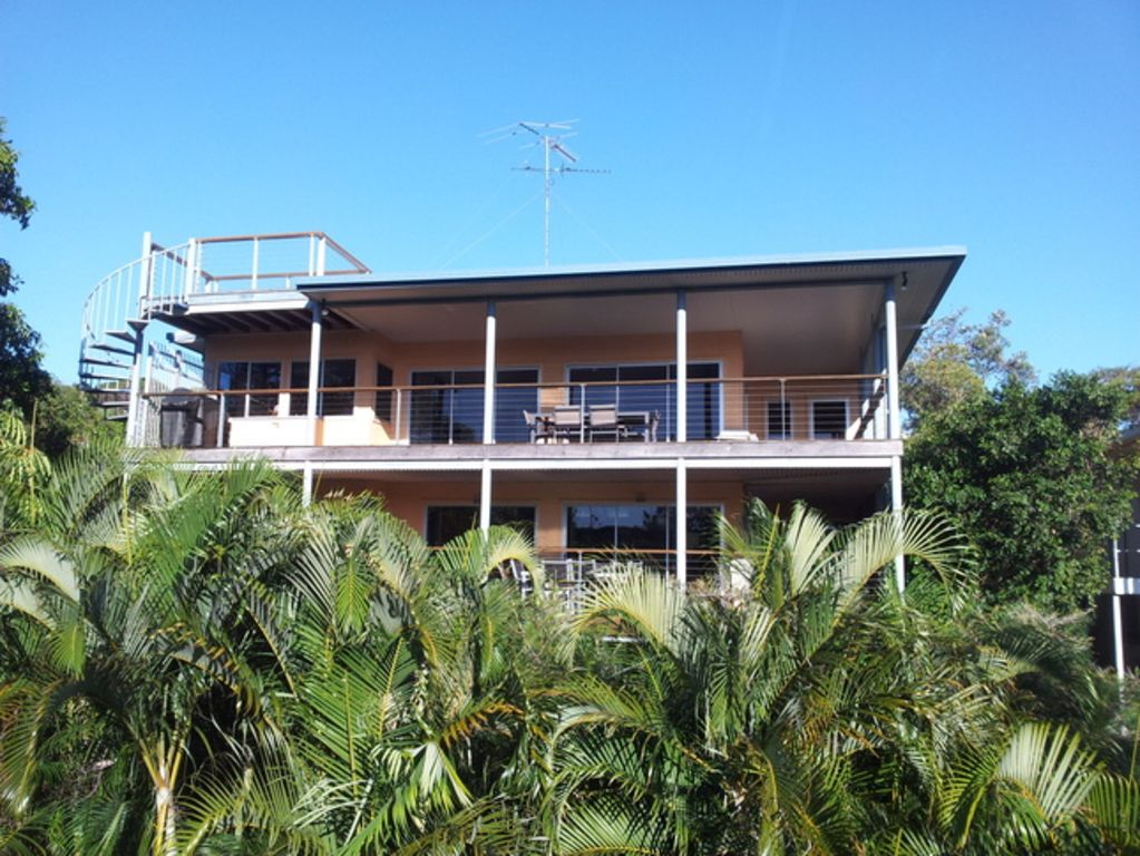 Happy Days, spacious house, Pt Lookout on Straddie