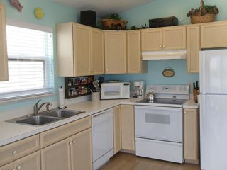Hutchinson Island house photo - kitchen with all major appliances
