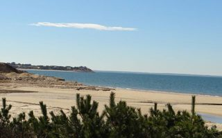 Wellfleet condo photo - The beach just outside your door.