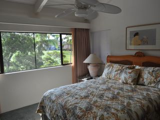 Upstairs Bedroom King size bed - Kailua Kona condo vacation rental photo