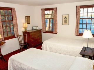 Vineyard Haven house photo - Red Room