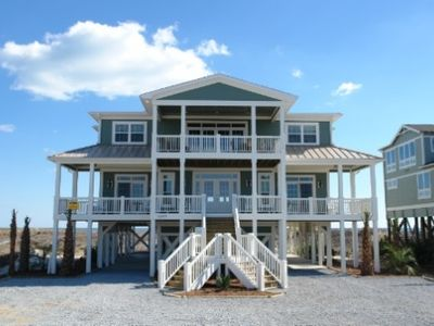 Covered decks to enjoy both ocean and ICWW views