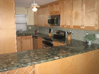 Cape Canaveral condo photo - Newly Renovated Kitchen