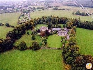 County Tipperary cottage rental - Cottages from the air