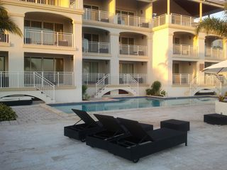 Providenciales - Provo studio photo - .view of unit unit is center left