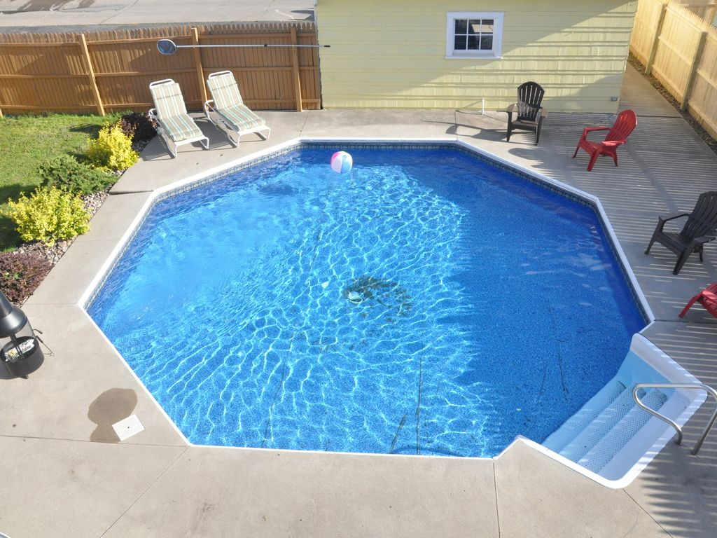 Private Inground Swimming Pool Just 2 Miles Vrbo