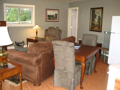 Port Angeles house rental - Cozy and spacious at the same time.