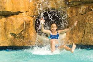 Kids love at Mystic Dunes Resort