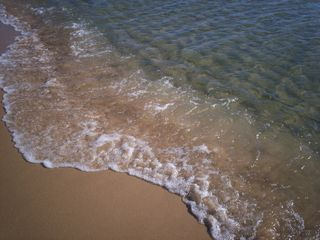 Oscoda house photo - The clear beautiful water.