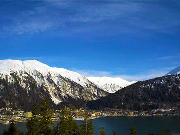 Juneau house rental - This will be your breathtaking ocean, city, and mountain view-perfection!
