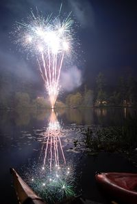 4th of July on Lake McDonald