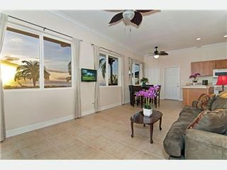 Lahaina house photo - Detached Sunset Suite w/ kitchen,living room, and sofa bed