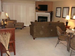 Osage Beach condo photo - Another Shot of the Living Area