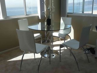 Dining room with Ocean view 15th floor.