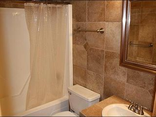 Breckenridge condo photo - Beautiful Tiling in the Bathroom
