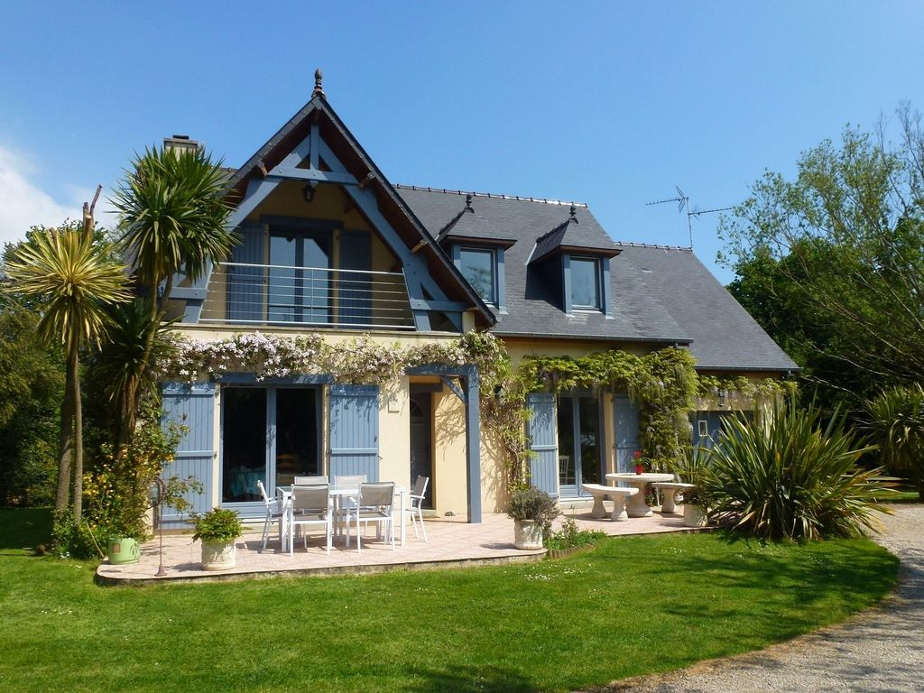 Holiday house, close to the beach, Saint-floxel, Basse-Normandie