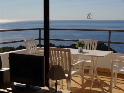 Blanes: COSY APARTMENT WITH SPECTACULAR SEE VIEW