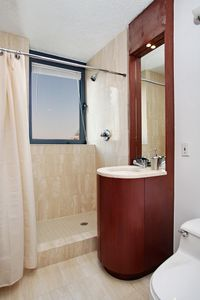 Theater District apartment rental - bathroom