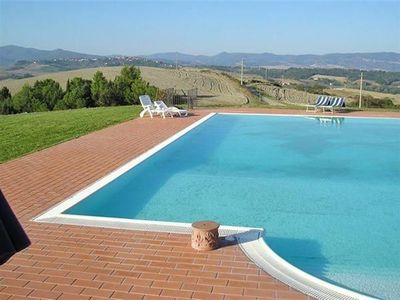 Cottage for 2 people, with swimming pool, in Volterra