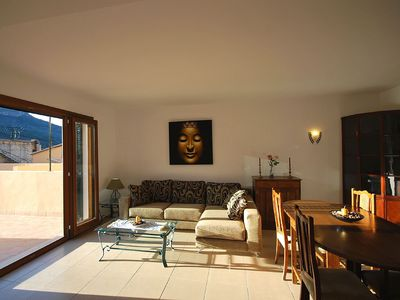 Soller Center apartment rental - Living-room