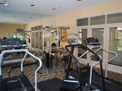 Complimentary Work Out Gym