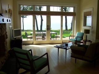 Coloma house photo - Living Room, View of Lake