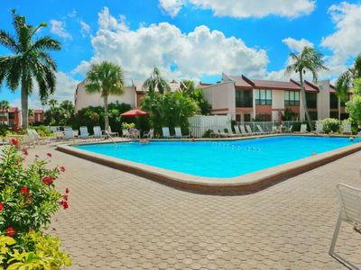 1 bedroom and 2 bedroom units Available.  Enjoy heated pool, largest on Island!