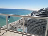 Located on Penthouse floor of the Hilton Ft Lauderdale Beach Resort