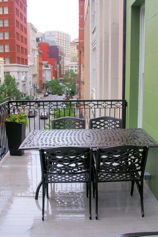 The Picayune Newly renovated Historic Property with large private balcony