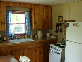 Alpena cottage photo - kitchen