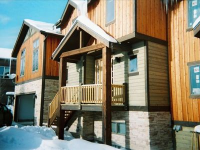 Silverthorne house rental - Front of house