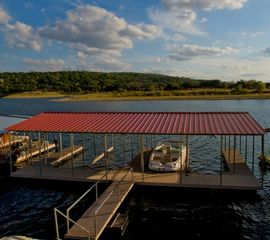 Lakeway townhome photo - Exclusive Boat Dock for the Townhome near Travis Villas