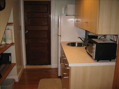 Boston apartment rental - Kitchen