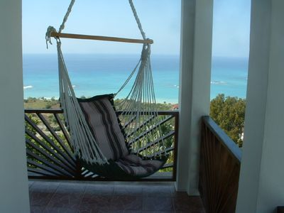 One of the Wonderful Hammock Chairs.