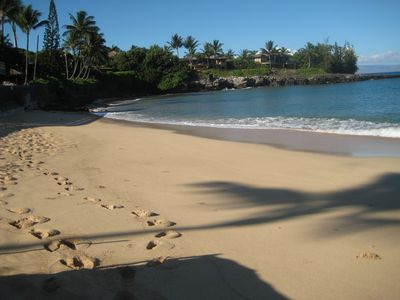 Kahana Sunset beach