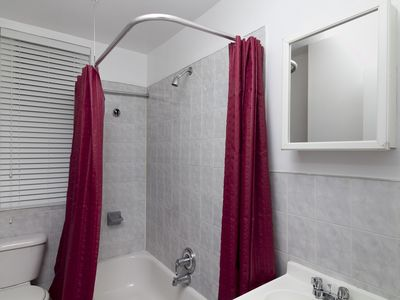 Theater District apartment rental - 8214D - 1 Bed - Renovated Clean Bathroom