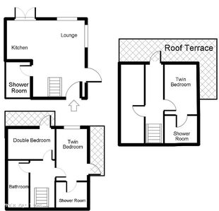 Floor Plan (Contact Us From More Details)