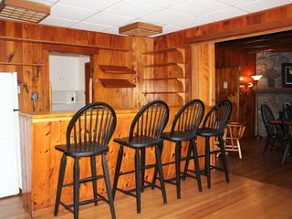 Lake Wallenpaupack lodge photo - Bar