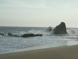 The beach at Pueblo Bonito - Cabo San Lucas villa vacation rental photo