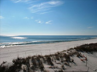 Miramar Beach house rental - The View!