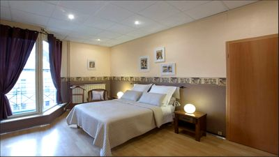 Furnished luxury apartment located in the very center of METZ