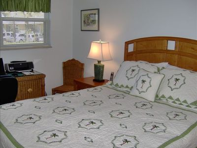 Second Bedroom -- comfortable and quiet