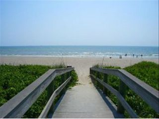 Cocoa Beach condo photo - private access to the beach from the Windrush