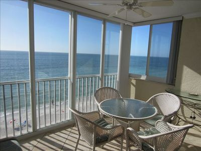 Panoramic Views of Bonita Beach, listen to the surf from the Lanai