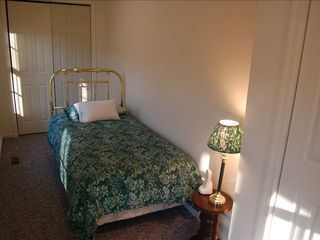 Massanutten house photo - Fourth bedroom upstairs with Twin bed, WIFI