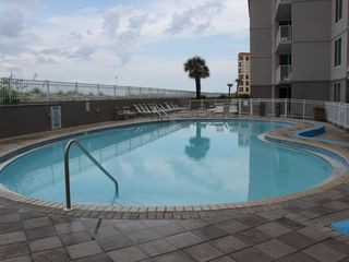 Fort Walton Beach condo photo - Pool on gulf side of complex