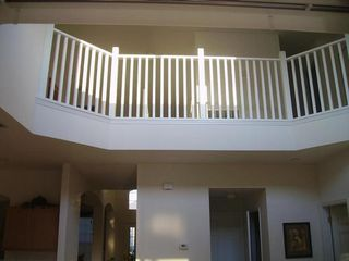 voulted ceiling lots of light - Emerald Island house vacation rental photo