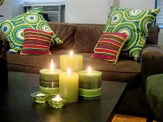 Theater District apartment photo - Candles