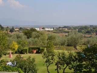 Cortona villa photo - La Colonica Landscape